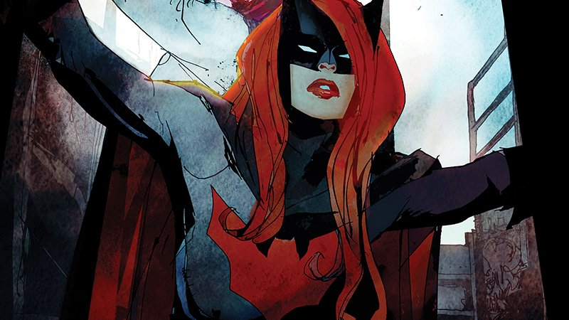 Greg Berlanti Developing Batwoman TV Series for the CW
