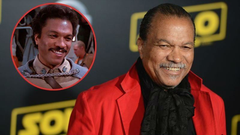 Billy Dee Williams returning as Lando Calrissian in 'Star Wars: Episode IX'