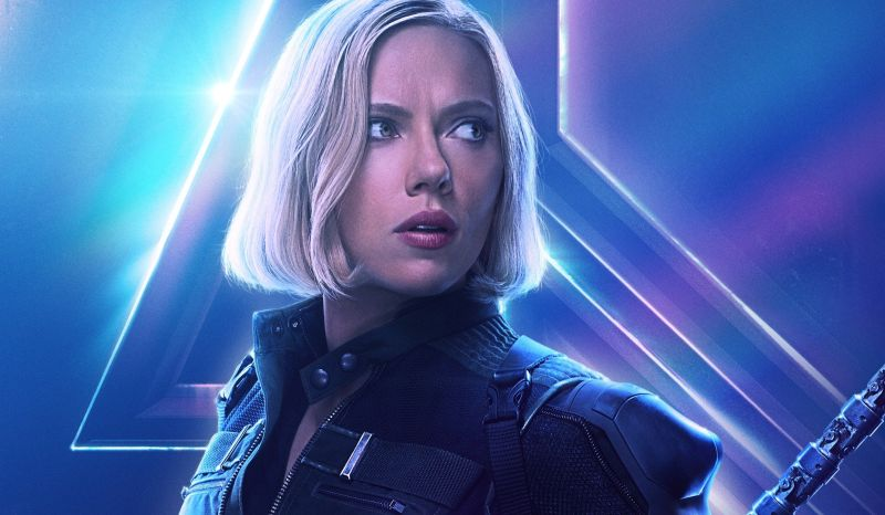 Scarlett johansson's Black Widow movie gets a director - find out who