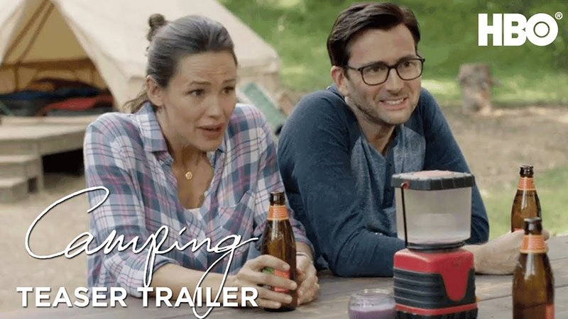 You Can't Plan for Human Nature in the Camping Teaser Trailer