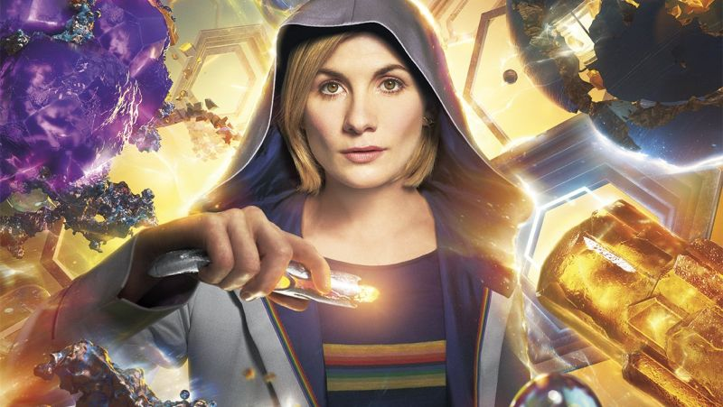 Doctor Who Gets First Trailer at San Diego Comic-Con 2018