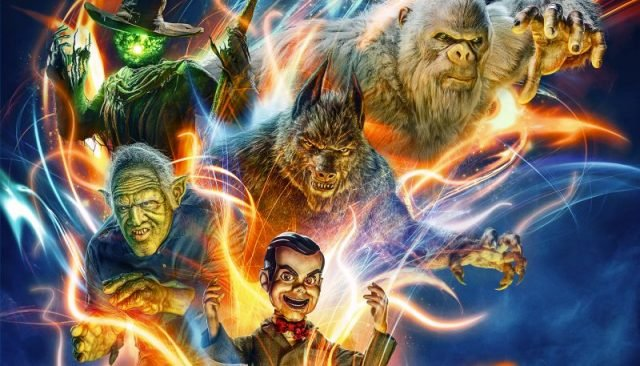 The Monsters Rise in the New Goosebumps 2 Clips