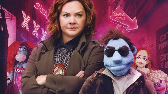 New The Happytime Murders Poster is Not For Kids