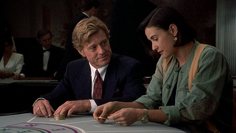 Erin Cressida Wilson Developing an Indecent Proposal Remake