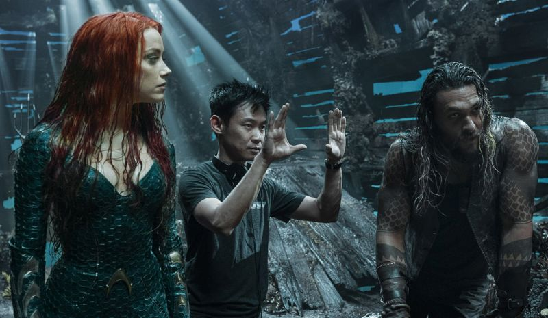 AQUAMAN Won't Crossover With Other JUSTICE LEAGUE Characters ... Yet