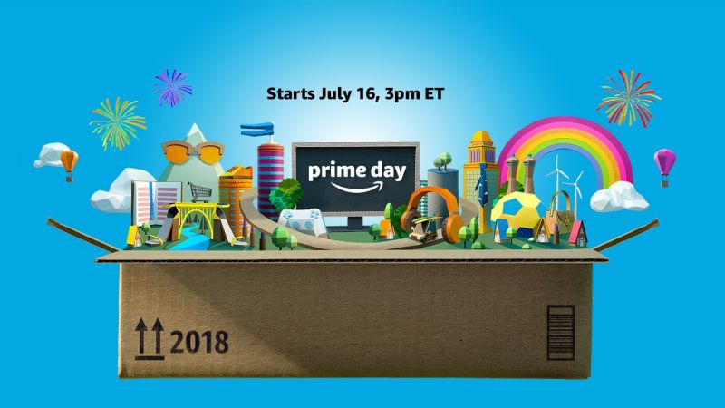 Amazon Prime Day Blu-ray Deals!