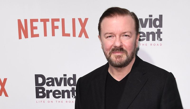 Cast Revealed for Ricky Gervais' Netflix Original Series After Life