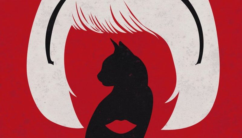 Check out the Chilling Adventures of Sabrina poster!