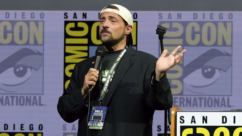 Comic-Con: Jay and Silent Bob Reboot Aiming for November Start Date