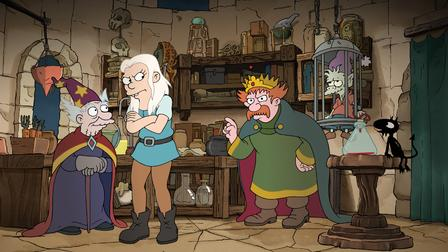Disenchantment Season 1 Episode 2