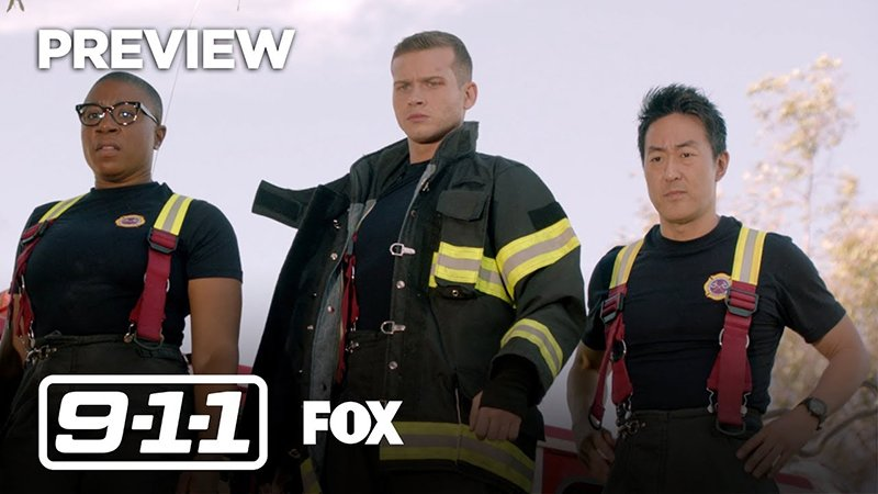 911 Season 2 Trailer: Los Angeles is Literally on Fire