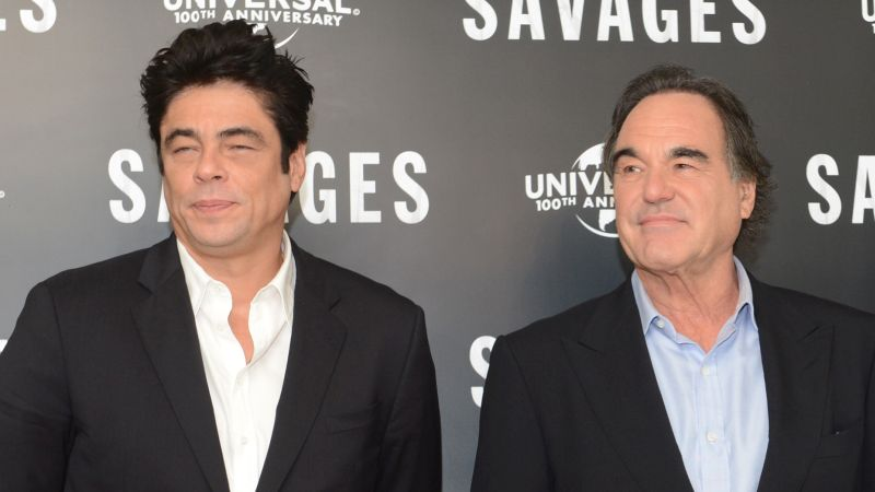 White Lies: Benicio Del Toro to Star in Oliver Stone's Latest Film