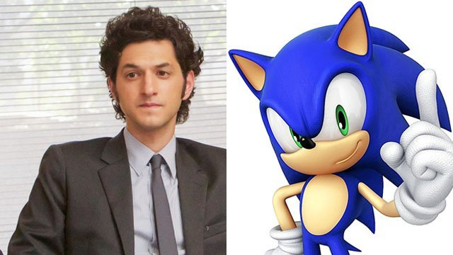 The voice of BB8 is now the voice of Sonic the Hedgehog