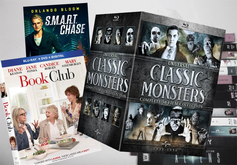 August 28 Blu-ray, Digital and DVD Releases
