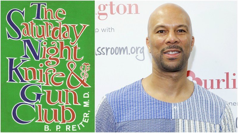 Common to Lead The Saturday Night Knife & Gun Club TV Series