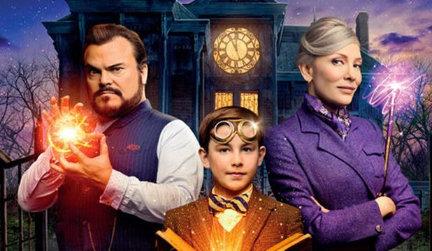Four The House With a Clock in its Walls Clips Released