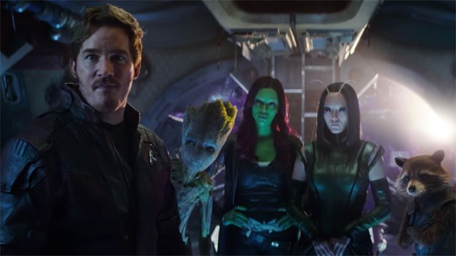 Marvel puts Guardians of the Galaxy Vol. 3 on hold