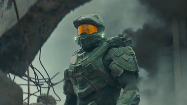 New Movies Movie Trailers Dvd Tv Video Game News Showtime S Halo Tv Series Will Feature Master Chief In A Leading Role