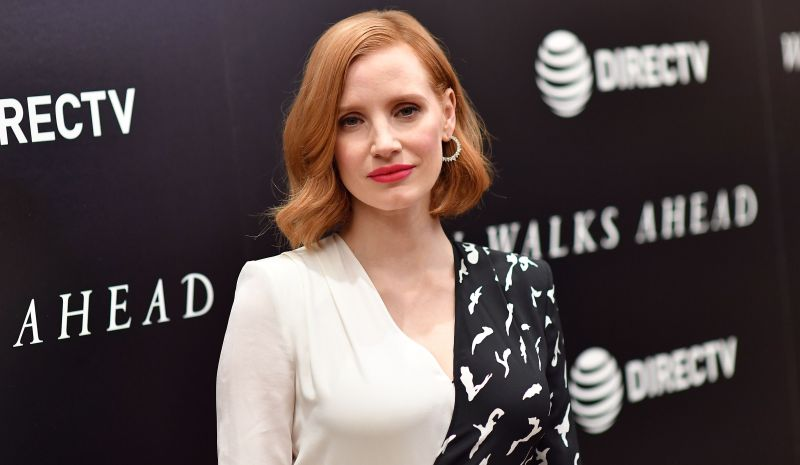 Jessica Chastain to Star in and Produce New Action Film, Eve