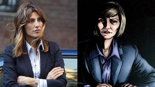 Jennifer Esposito Joins the Cast of Amazon's The Boys