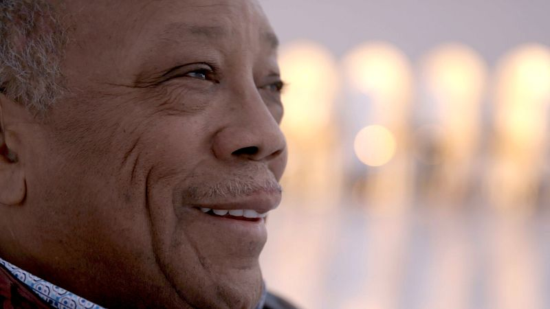 Quincy Jones Documentary Launching on Netflix This September