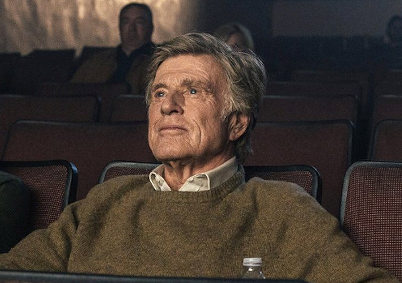 Robert Redford Retiring After The Old Man & the Gun