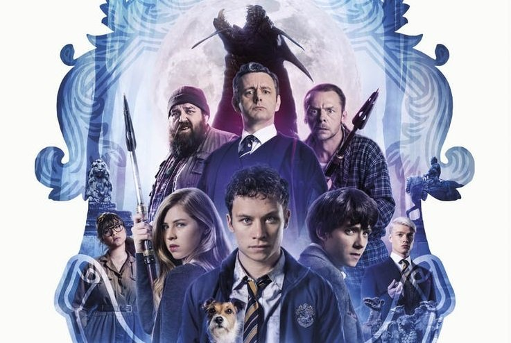 Simon Pegg and Nick Frost Back Together Again to Enforce Slaughterhouse Rulez