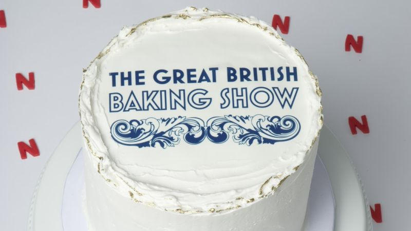 New Great British Bake Off Coming to Netflix