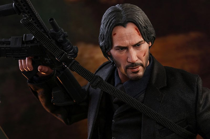 John Wick Hot Toys Figure Brings the Baba Yaga Home
