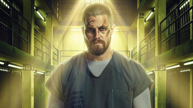 Oliver Tries to Survive in Prison With the New Arrow Season 7 Trailer