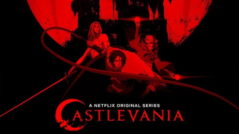 Castlevania Season 2 Poster: Blood Will Seek Blood