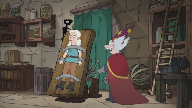 Disenchantment Season 1 Episode 3