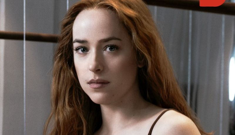 Dakota Johnson is Front and Center in New Suspiria Poster