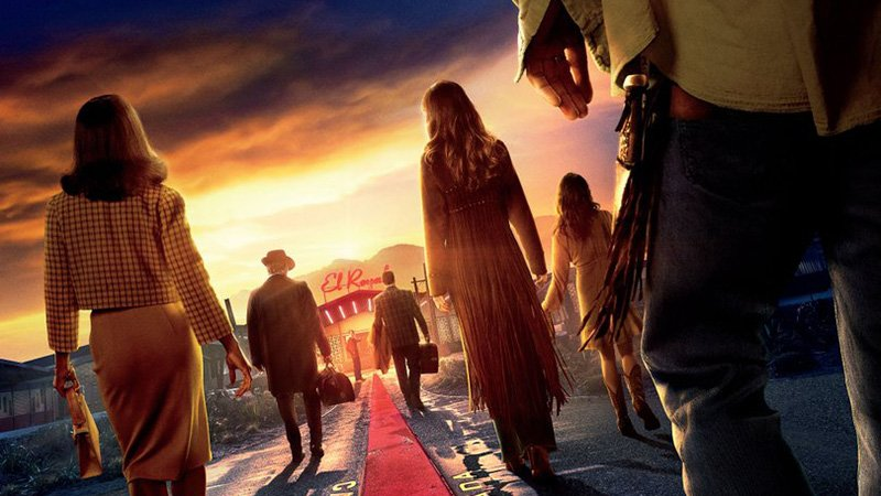 New Bad Times at the El Royale Poster: All Roads Lead Here