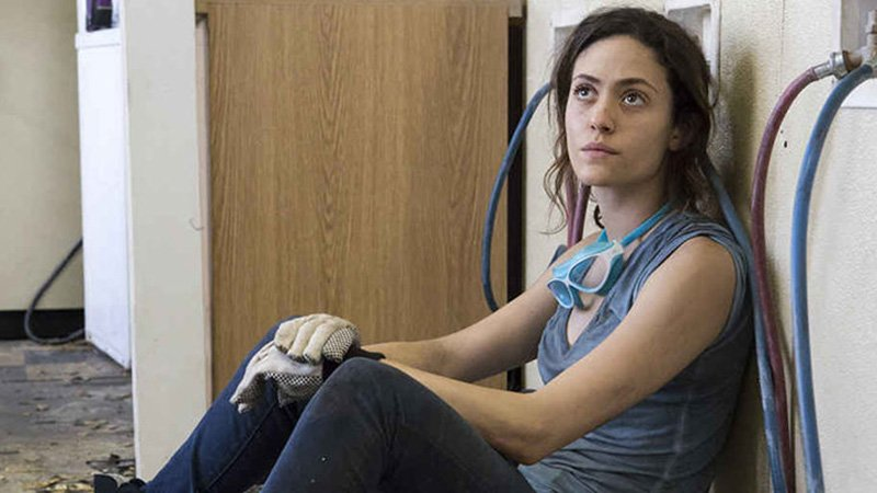 BREAKING: Emmy Rossum Announces She's Leaving Shameless
