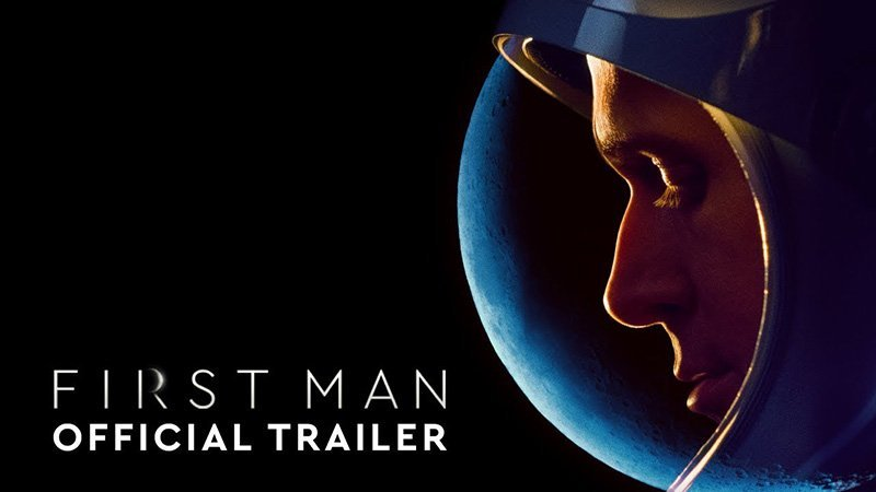 New Trailer Arrives For First Man