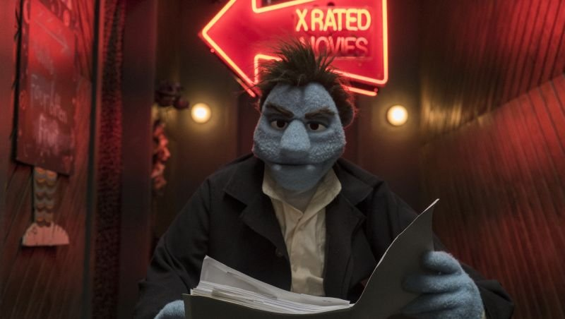 Nine New Happytime Murders Photos Including Puppets with Guns