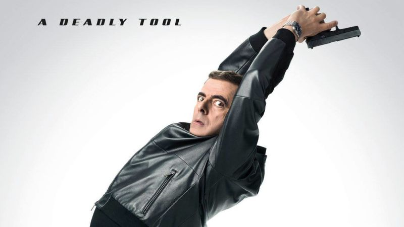 New Johnny English Strikes Again Posters Strike a Pose