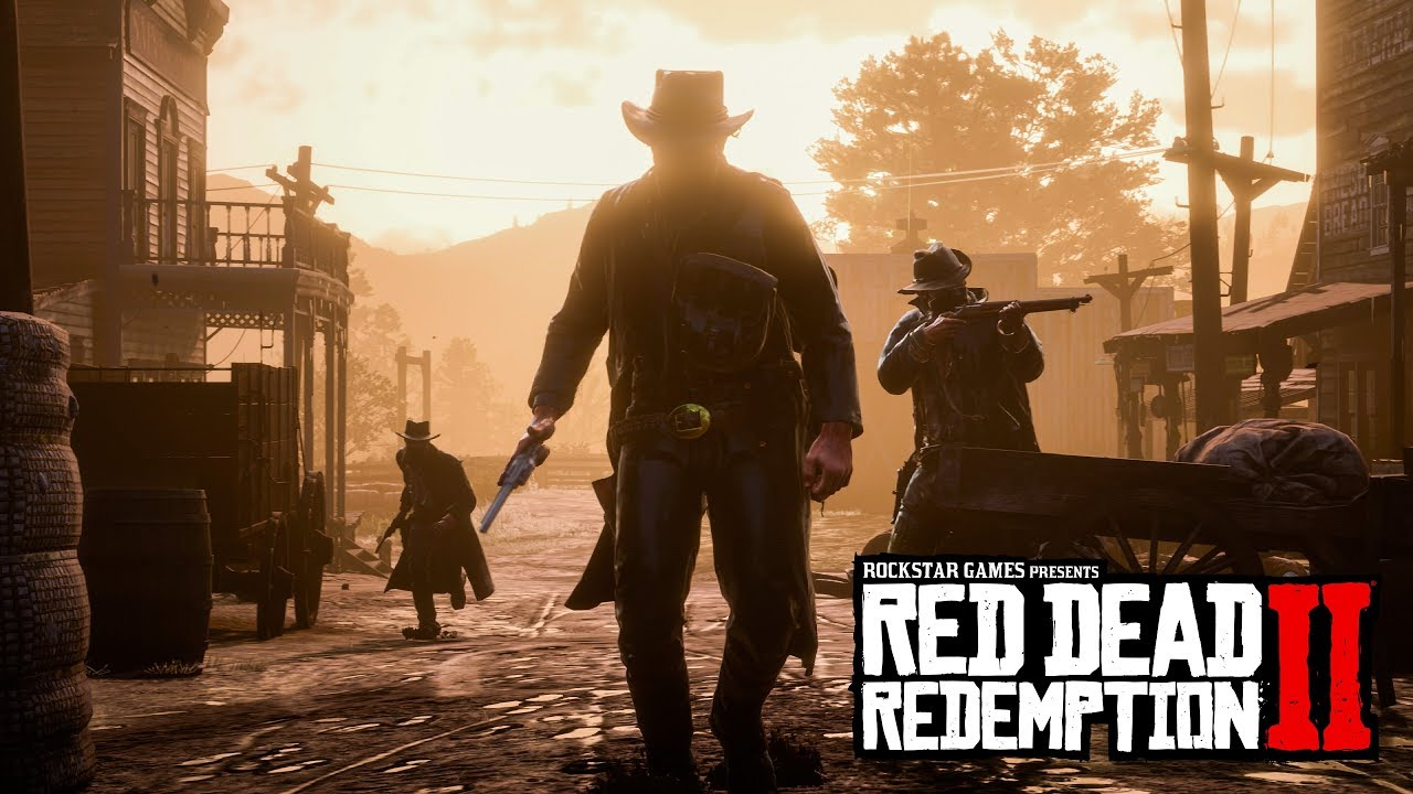 Red Dead Redemption Debut Trailer Youtube