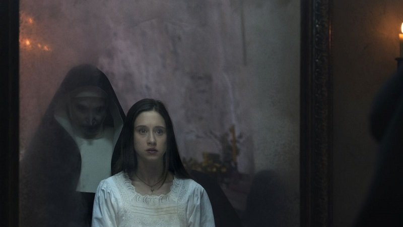 These New The Nun Photos Will Haunt Your Dreams