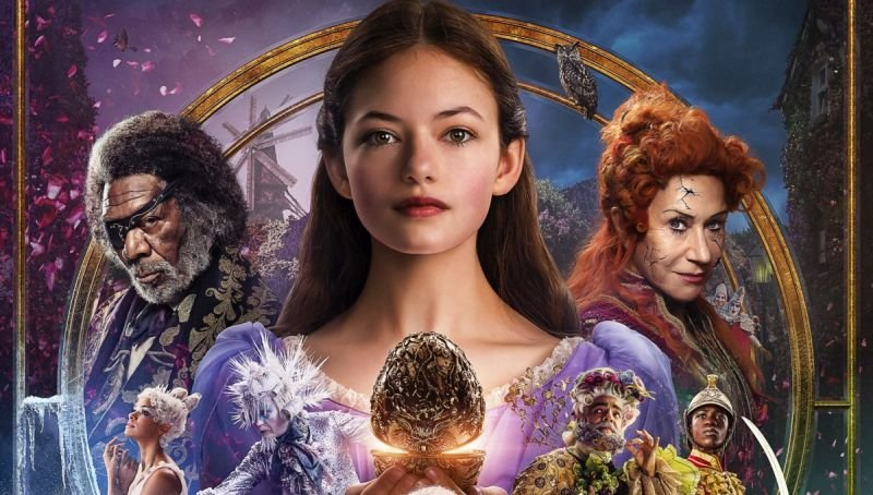 'The Nutcracker & the Four Realms' Releases New Trailer