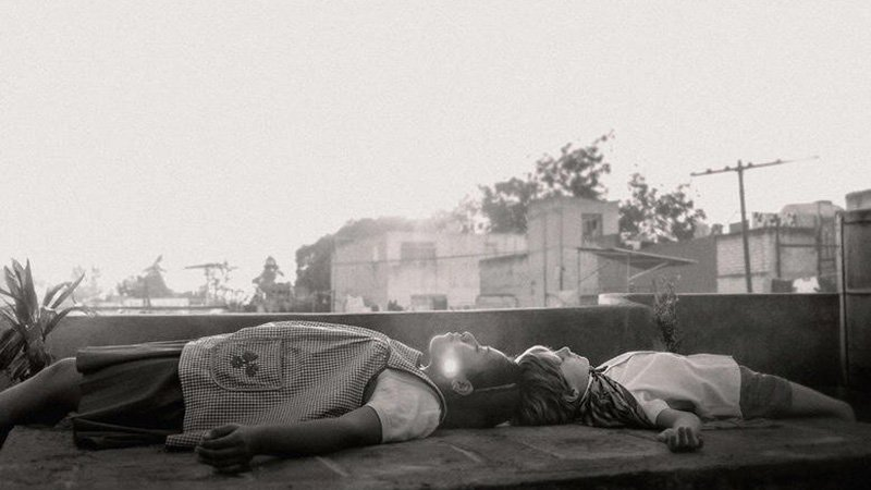 AlfonsoCuarón's ROMA Movie Poster Released