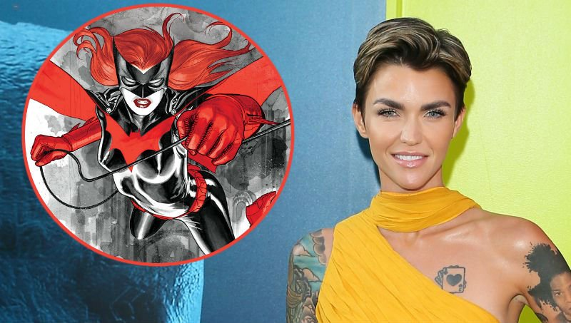 Ruby Rose will play Batwoman in hit TV event