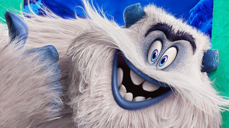 New Smallfoot Posters Reveal Colorful Characters