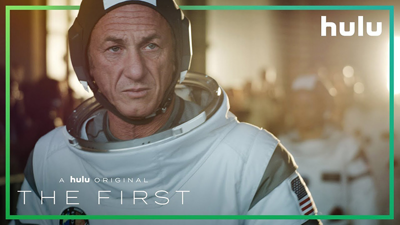 Hulu's The First Trailer: Five People Try to Fulfill the Destiny of Eight Billion