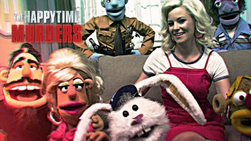 Learn The 'True Hollywood Story' of The Happytime Gang