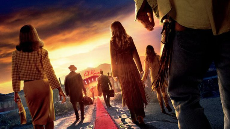 New Bad Times At The El Royale Trailer Checks In!