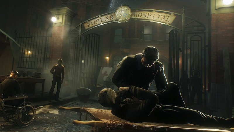 Vampyr Gets Optioned For A TV Series