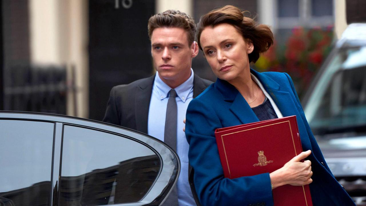 The Bodyguard Serie