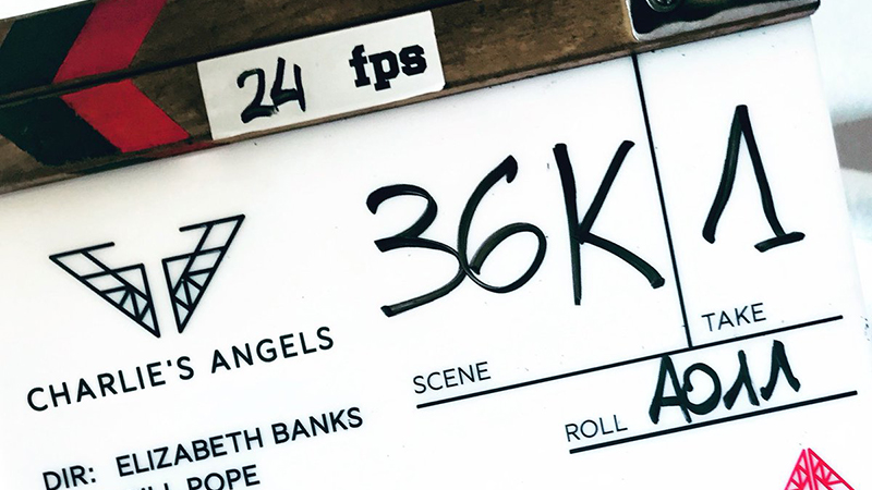 Production Begins on New Charlie's Angels Movie!